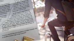 """Guy (65) deelt op laatste werkdag chocolaatjes en afscheidsbrief uit aan fietsende pendelaars: """"Nooit gedacht dat er zoveel respons zou komen"""""""