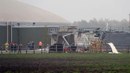 Zware ontploffing bij biogasbedrijf Quirijnen Energy Farming