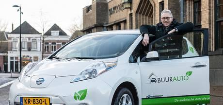Delft krijgt aanbieder elektrische deelauto's