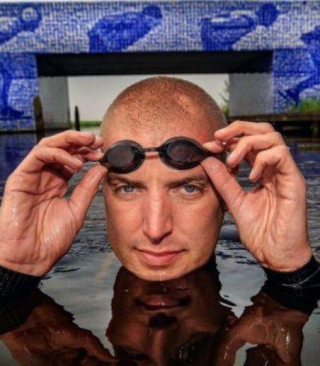 Zwemmer Maarten van der Weijden kiest ook politiek wat meer het spotlicht