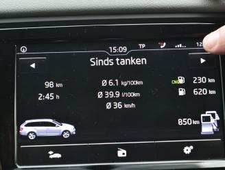 Met deze online tool kom je te weten hoeveel brandstof je wagen écht verbruikt