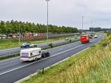 Onderhoud aan A58 kan tot flinke vertragingen leiden
