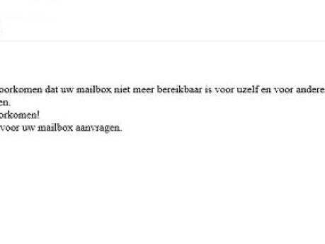 Radboud Universiteit stuurt phishing-mail naar studenten en medewerkers: Trappen ze erin?