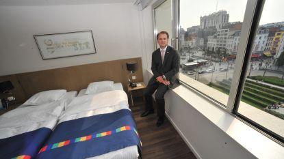"""Vrees voor faillissementen in Antwerpse hotelsector: """"Sommige zakenhotels vragen zich af of het zin heeft open te blijven"""""""