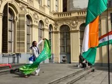 Indiase diaspora viert Indische onafhankelijkheid in Gents stadspaleis