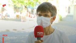 """Gouverneur Cathy Berx geeft uitleg over mondmaskerplicht: """"Het gaat om beleefdheid"""""""