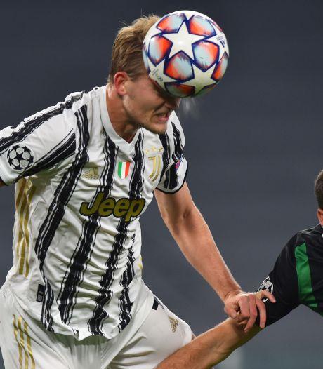 De Ligt na nipte overwinning op Ferencváros: 'We moeten meer lef tonen'