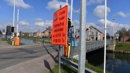 Wijgmaalbrug niet toegankelijk tussen 6 en 8 april