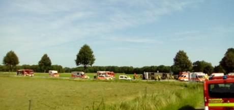 Bus kantelt bij Osnabrück: tientallen gewonden