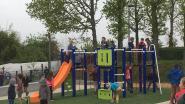 Ook lagere school De Oester krijgt speeltuig