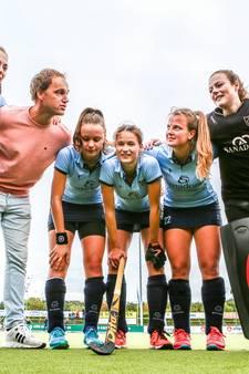 NMHC-talent Delfos moet jeugdidool Welten afstoppen