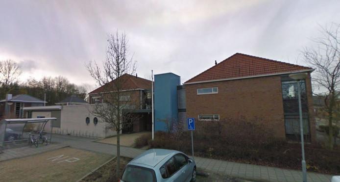 De Nijenburcht aan de Koperwiek in Rijswijk.