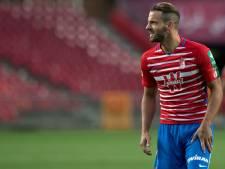 Granada mist tegen PSV spits Robert Soldado wegens positieve coronatest