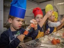School met de Bijbel opent 'sterrenrestaurant' in De Deu-braek