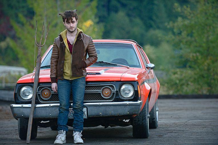 Daniel Radcliffe in Horns (Alexandre Aja, 2013). Beeld null