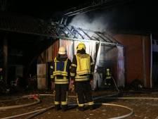 Brand in kapschuur Gronau: politie zoekt getuigen