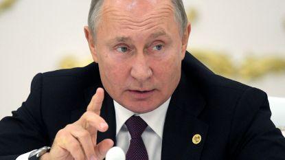 """Poetin: """"Turkse operatie dreigt de IS-dreiging weer te laten toenemen"""""""