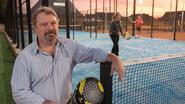 Tennisclub For Ever legt twee padelterreinen aan