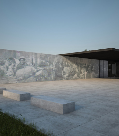 Maczek Memorial, BUas, Zuylen en Nieuwe Veste  genomineerd voor Bredase architectuurprijs