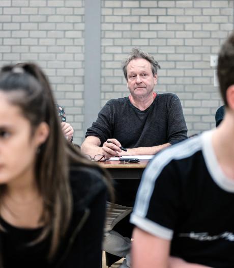 Kerstverhaal van Theo Soontiëns, een theaterdier zonder pensioen