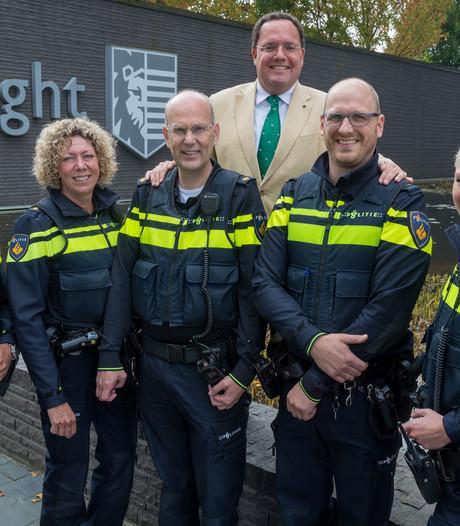 Vught met vijfde wijkagent eindelijk op volle sterkte