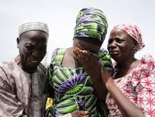 Meisjes Chibok met familie herenigd