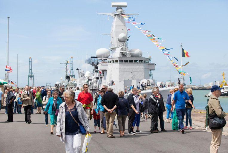 De Navy Days zijn in juli steevast een trekpleister, maar dus niet dit jaar.