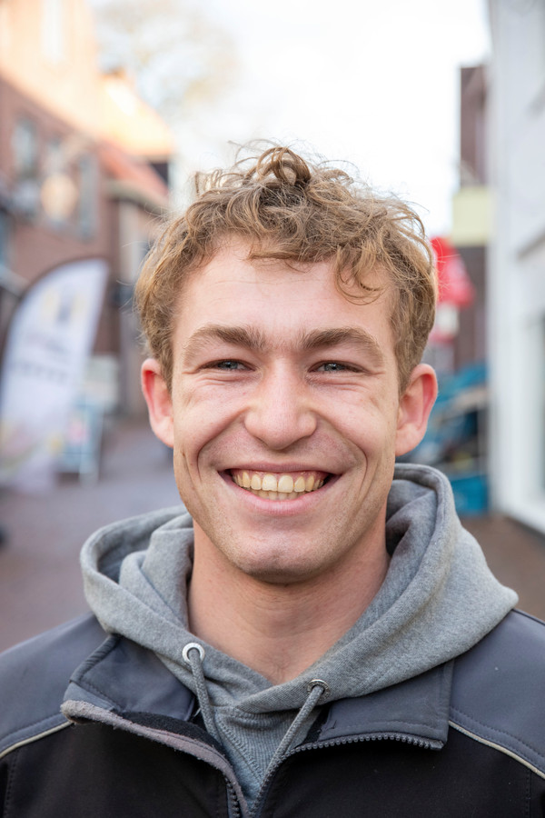 Daan van Straten in Rhenen