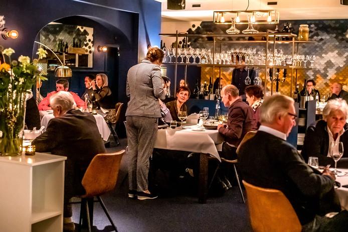 Restaurant Uijttewaal aan de Ulvenhoutselaan in Breda.