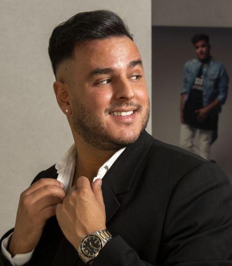 Zanger Farid (30) uit Enschede: 'Ik zat  in een callcenter en dacht: wat doe ik hier?'