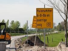 Arlersteeg Putten volledig dicht om sluipverkeer richting A28 tegen te gaan