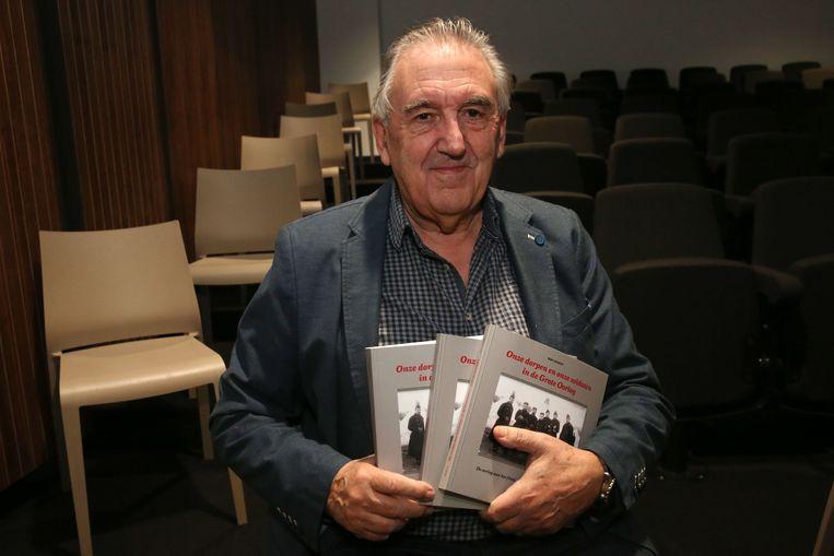 Na negen jaar opzoekingswerk heeft Marc Desmedt zijn trilogie 'Onze Dorpen en onze soldaten in de Grote Oorlog' klaar.