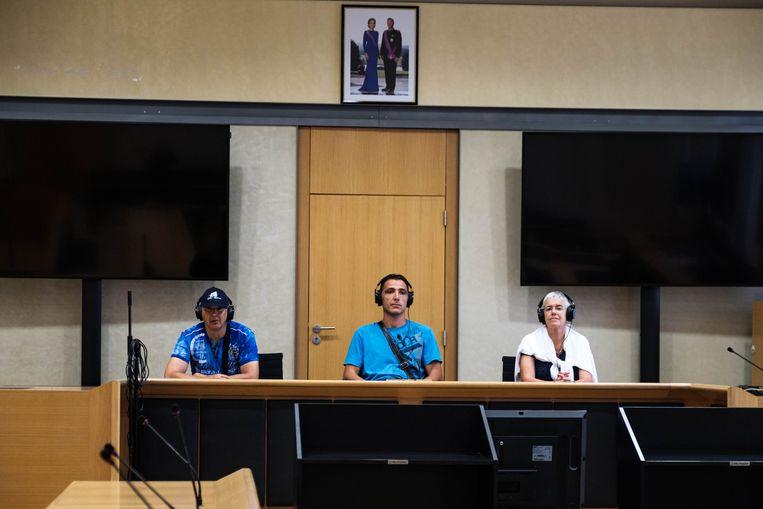 Audiotour door het gerechtshof van Tongeren: op de zetel van de rechter