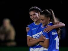 Punt in Enschede voelt voor PEC Zwolle Vrouwen als pure winst
