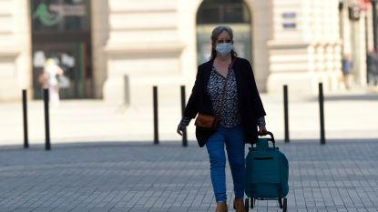 Brusselse regering wil mondmaskers voorzien voor alle inwoners