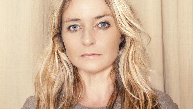 Corine Koole: 'Het mooie aan liefde is dat je moet afwachten wat er gebeurt.' Beeld Robin de Puy