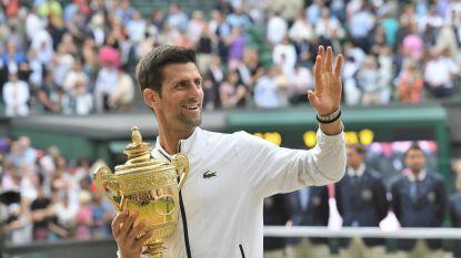 Novak Djokovic: de absolute nummer één van de wereld, maar niet in de harten van de mensen