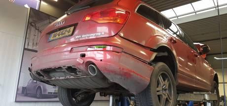 Aanslag op auto Heerdese ondernemer jaar na dato nog altijd onopgelost