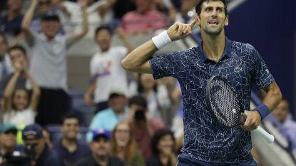 US OPEN. Djokovic maakt korte metten met Gasquet - Sharapova rekent af met Ostapenko, Kvitova moet aftocht blazen
