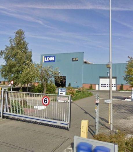 Metaalbedrijf LDM snijdt fors: ruim 60 banen op de tocht in Drunen