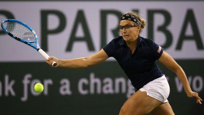 Kirsten Flipkens sneuvelt in tweede ronde van Indian Wells -  Minnen verovert eindzege in Yokohama - Wickmayer treft Roemeense Bogdan in Mexico