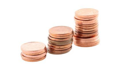 Vanaf 1 december geen 'kleine centjes' meer in winkel