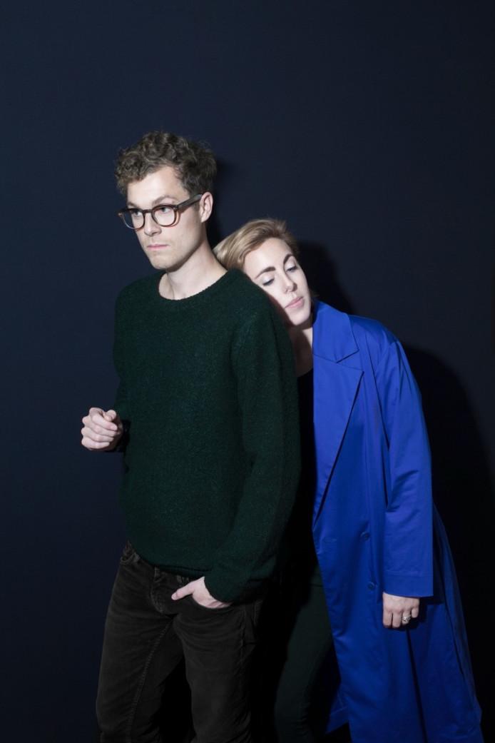 Oskar Peet en Sophie Mensen van Studio Os and Oos