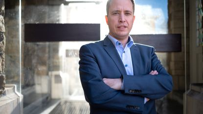 "EINDEJAARSREEKS: Kristof Joos wordt fulltime burgemeester van Bornem: ""Soms moet je gewoon springen"""