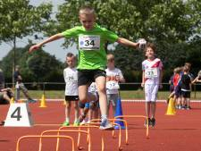 Even de turbo aan in finale atletiekprogramma Veldhoven