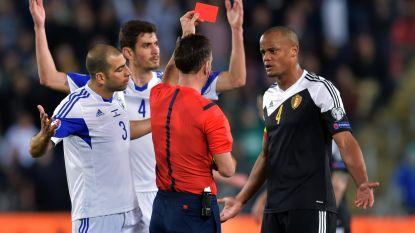 """Gewezen topref gaf Kompany ooit rood, maar zet hem wel in lijstje van zijn favoriete spelers: """"Vincent toonde veel respect"""""""
