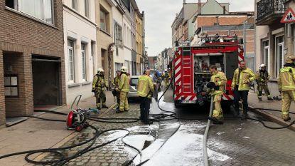 Garagebox uitgebrand in Borgerhout