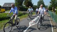 Tweede fase voor aanleg fietssnelweg tussen Aalst en Zottegem opgestart