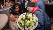 Cécile Raman viert 100ste verjaardag in bomvol Winterhof