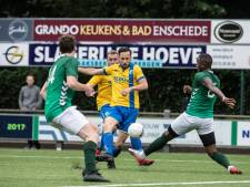 DZC'68 klopt FC Winterswijk; SDOUC onderuit tegen AVW'66